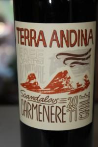Terra Andina Carmenere