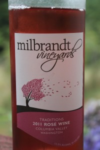 2011 Milbrandt Traditions Rosé
