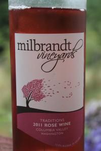 2011 Milbrandt Traditions Rosé