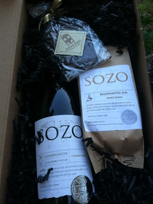Sozo Friends Wine Club Starter Pack