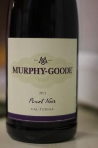2011 Murphy-Goode Pinot Noir
