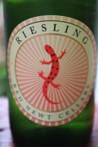 "Red Newt Cellars ""Circle"" Riesling"