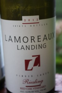 Pairs well with chèvre & bagel chips
