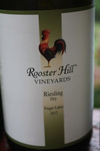 Rooster Hill Vineyards Riesling - Dry