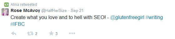 Hell with SEO